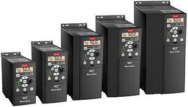 Преобразователь частоты Danfoss VLT Micro Drive FC-51